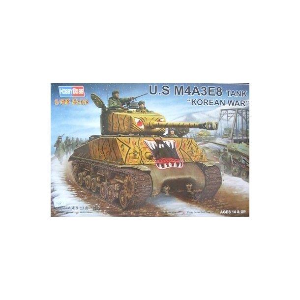 4804 HOBBY OS U.S.M4A3E8 tank