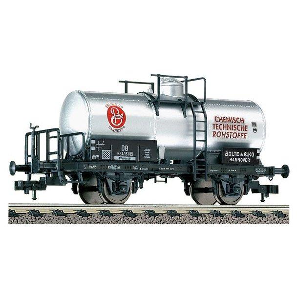 5426 17 Fleischmann tankvogn fra DB - H0 -