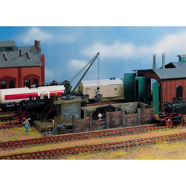 120131 Faller Kul depot H0